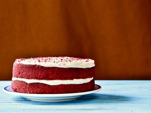 """Класически блат за торта """"Червено кадифе"""""""