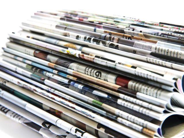 """Резултат с изображение за """"вестници"""""""
