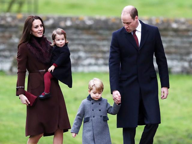 Кейт Мидълтън и принц Уилям. Снимка: Reuters