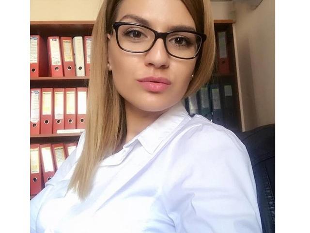 Александра Маринова. Снимка: личен архив