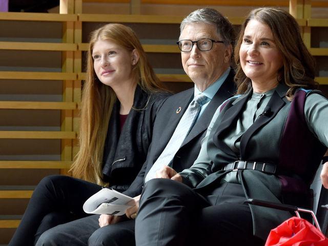 Бил Гейтс може да е милиардер, но децата му ще са само милионери. Снимка: Getty images