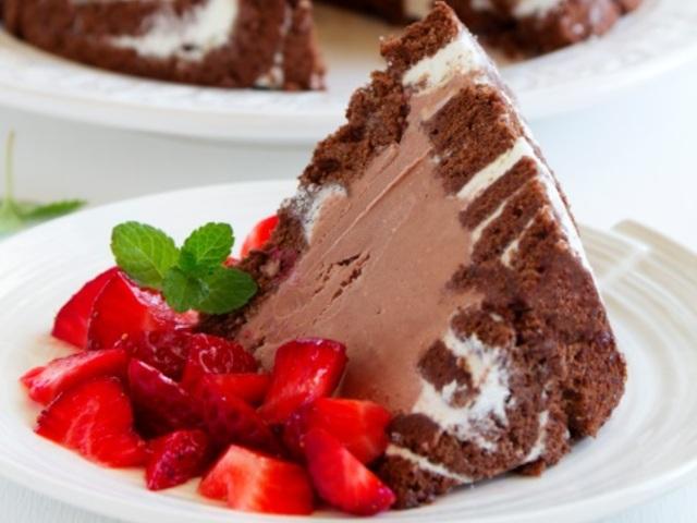 "Сладоледена торта ""Купол"""