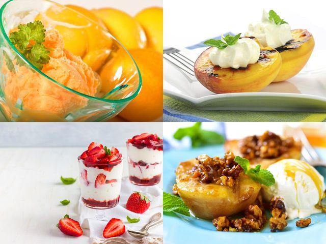 10 сочни летни плодови десерта