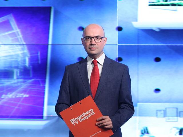 Христо Николов. Снимка: Bloomberg TV Bulgaria