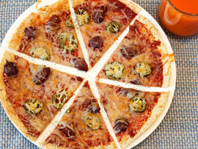 Пица с тортила