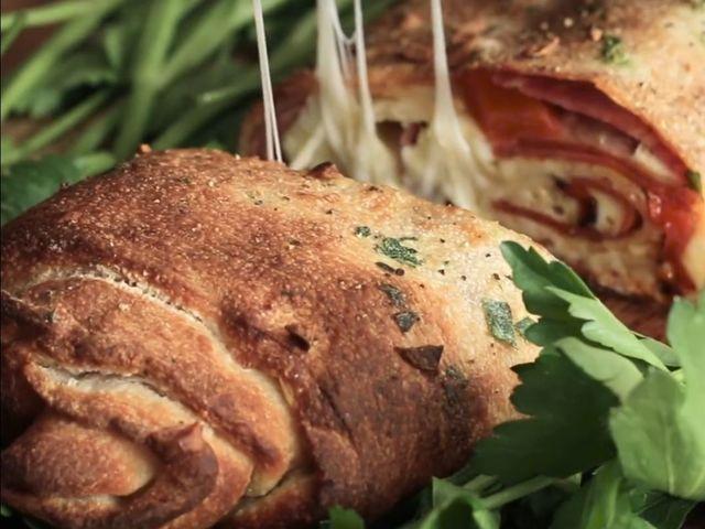 Пица под формата на руло