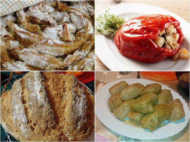Рецепти за празничната трапеза на Бъдни вечер