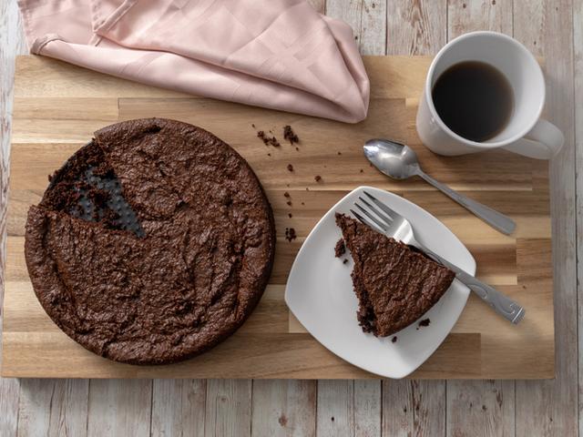 Лесен какаов кекс