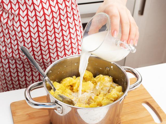 Рецепти за картофено пюре
