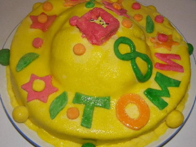 Фондан за торти