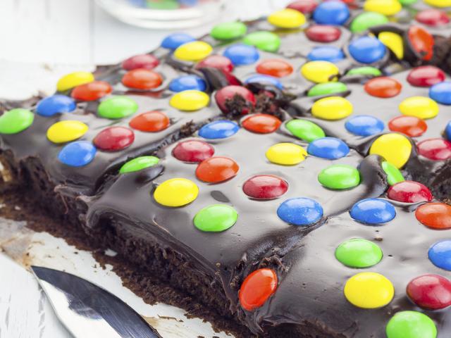Постен шоколадов сладкиш