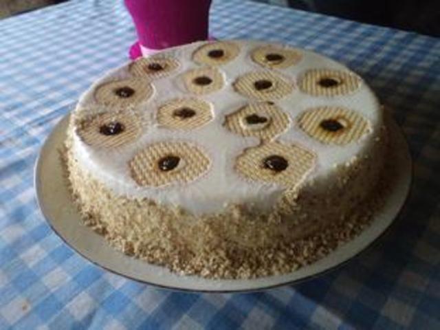 """Торта """"Данушка"""""""