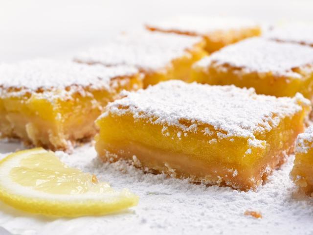 Лимонови барчета