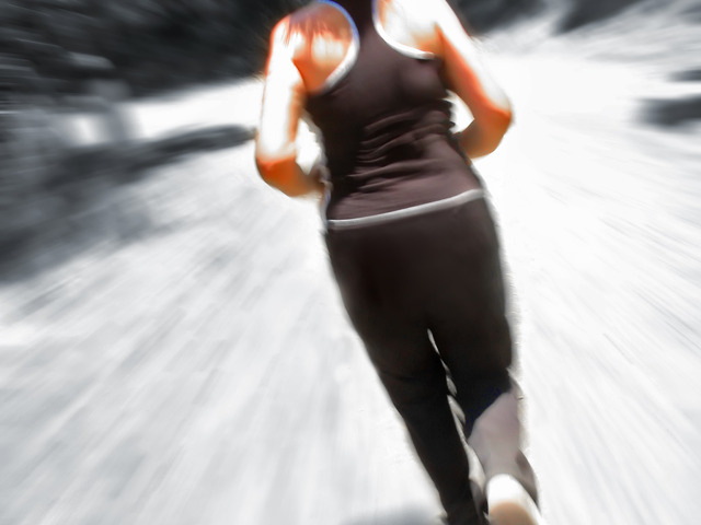 Спринт в парка Снимка: Sxc.hu
