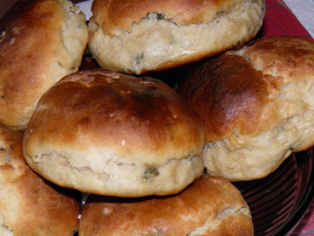 Бързи домашни хлебчета