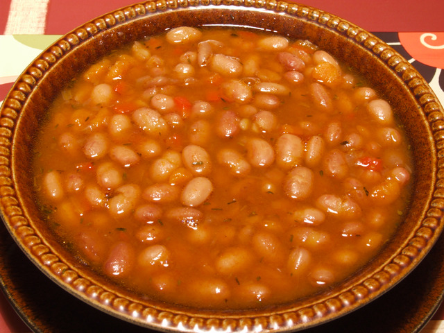 Боб чорба – традиционна рецепта