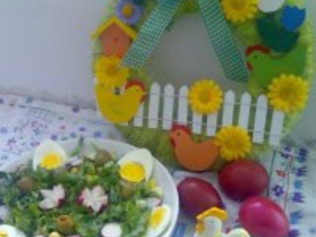 Великденска салата