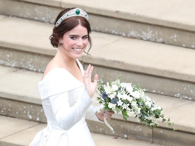 Принцеса Юджини. Снимка: Reuters