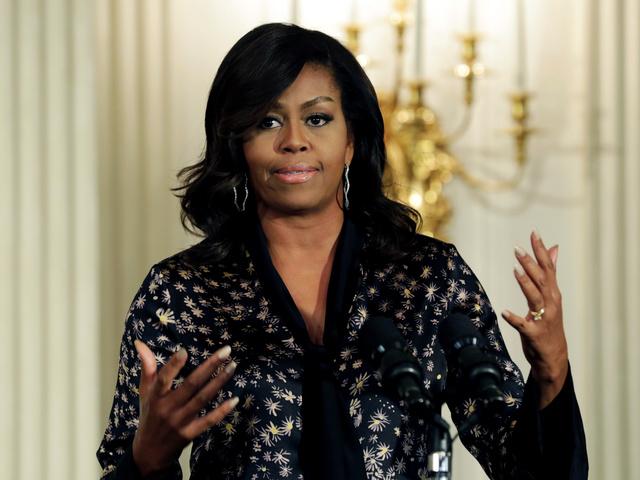 Мишел Обама. Снимка: Reuters