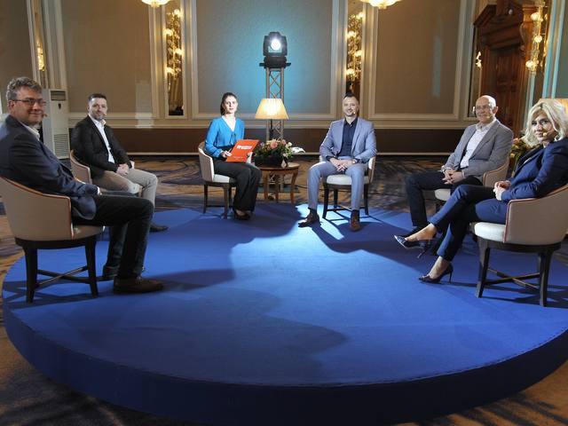 Снимка: Bloomberg TV Bulgaria.