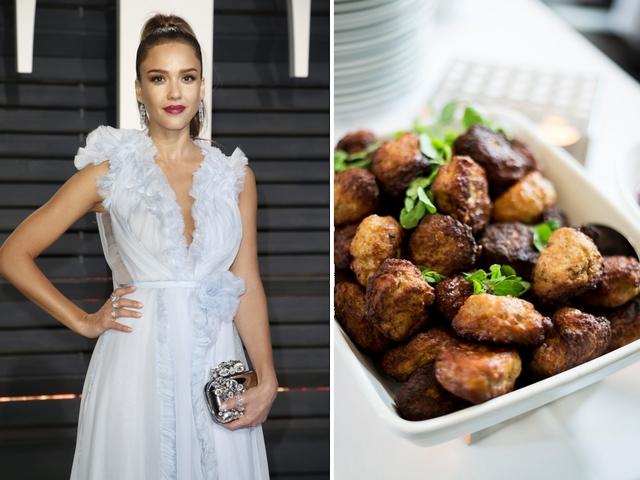 Рецептата на Джесика Алба за турски кюфтенца