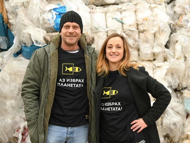 Юлиан Вергов и Магдалена Малеева. Снимка:  National Geographic