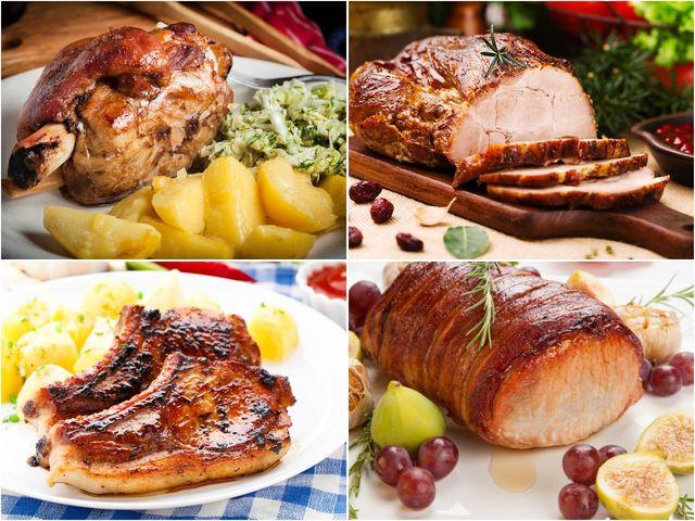 Рецепти за сочно печено свинско