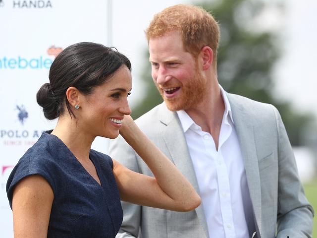 Принц Хари и Меган Маркъл. Принцът е зодия Дева. Снимка: Reuters