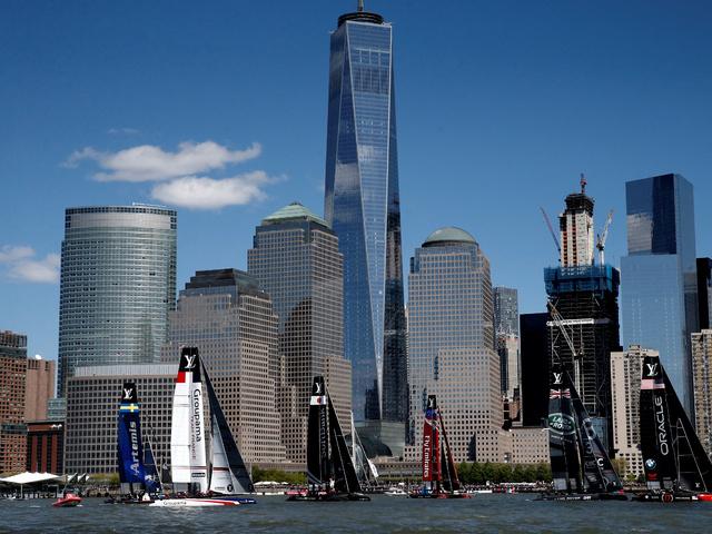 Манхатън. Снимка: Reuters