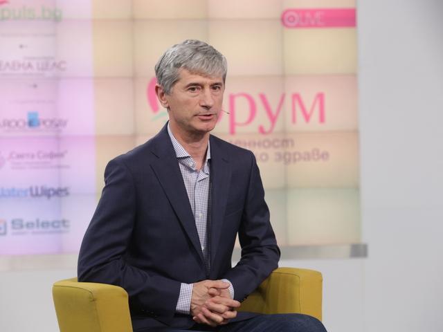 Д-р Тихомир Мустаков. Снимка: Димитър Кьосемарлиев, Investor Media Group