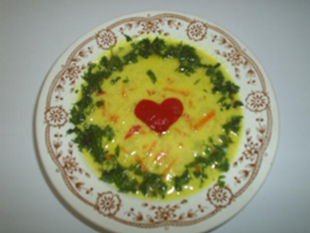 Супа с настъргана тиква