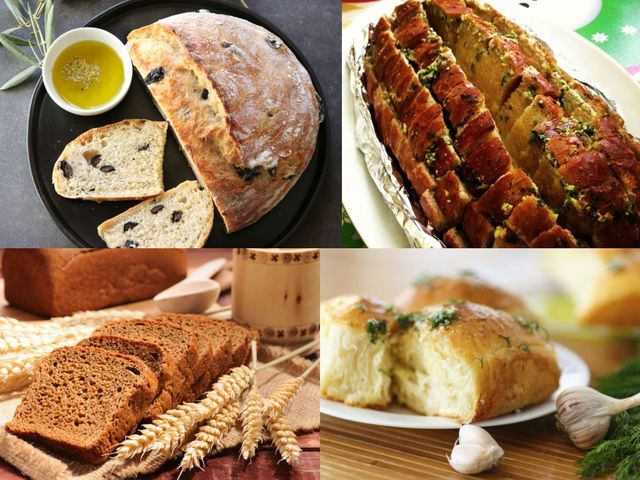 Рецепти за хрупкав домашен хляб
