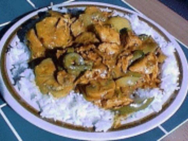 Пиле по тайландски