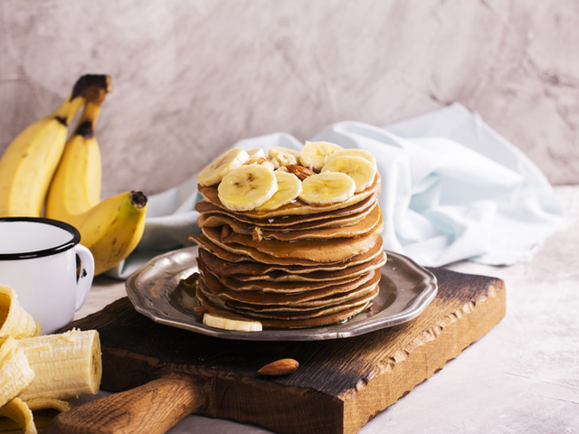 Бананова фритата