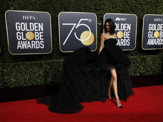 Кендъл Дженър, снимка: Reuters
