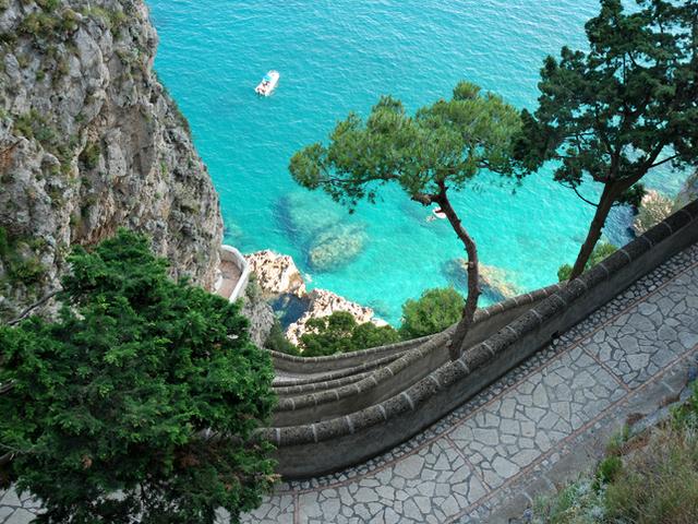 Остров Капри. Снимка: istock