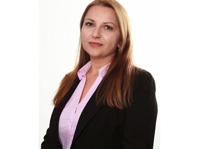 Татяна Колева. Снимка: личен архив