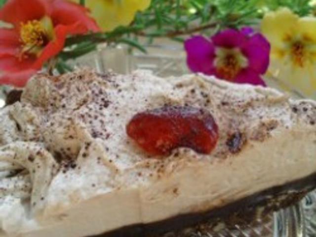 Бадемова торта с шоколад