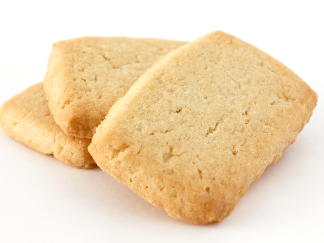 Много лесни маслени бисквити