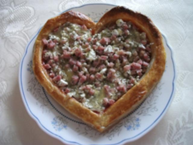 """Пица """"Любов"""""""