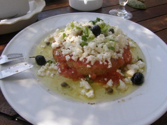 Гръцки сандвич