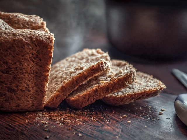 Шведски ръжен хляб с ким