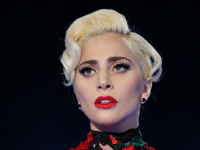 Лейди Гага. Снимка: Reuters
