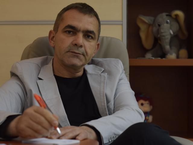 Д-р Веселин Христов, детски психиатър и психотерапевт. Снимка: личен архив