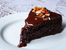 Двойно шоколадов сладкиш без брашно