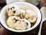 Домашен сладолед с бисквити и орехи