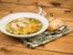 Пилешка супа с фиде и застройка