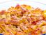 Макарони на фурна с пилешко и лук