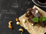 Лесен шоколадов фъдж с ядки
