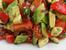 Полезна салата с авокадо и магданоз